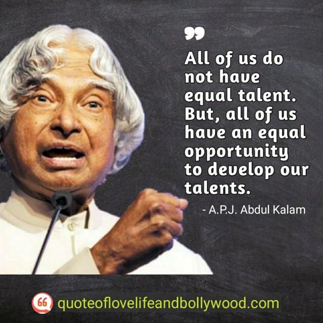 30 Top Inspiring Apj Abdul Kalam Quotes You Should Read Once