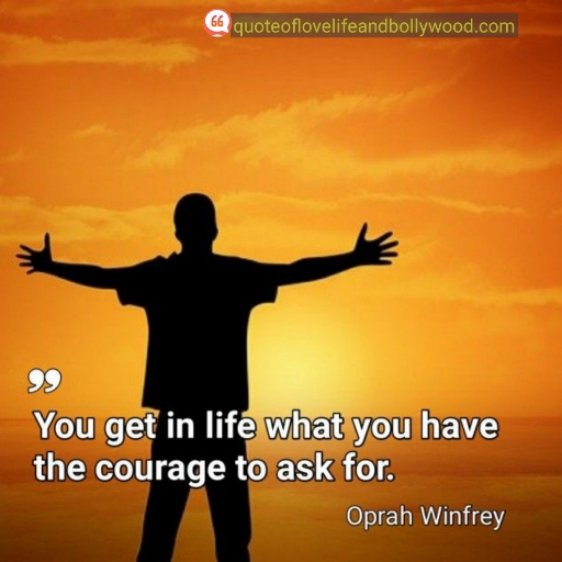 Life quotes by Oprah Winfrey